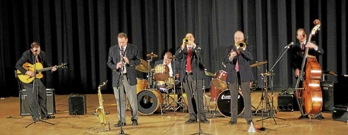Contributed photo The Holy Advent Church at 81 East Main Street in Clinton is excited to host the Hot Cat Jazz Band on June 28 at 4 p.m. for their summer Music Series Event.