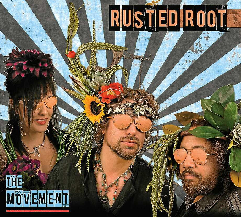 The band Rusted Root, known for a neo-hippie vibe, will play a concert at the Katharine Hepburn Cultural Arts Center in Old Saybrook this week. Photo: Contributed Photo