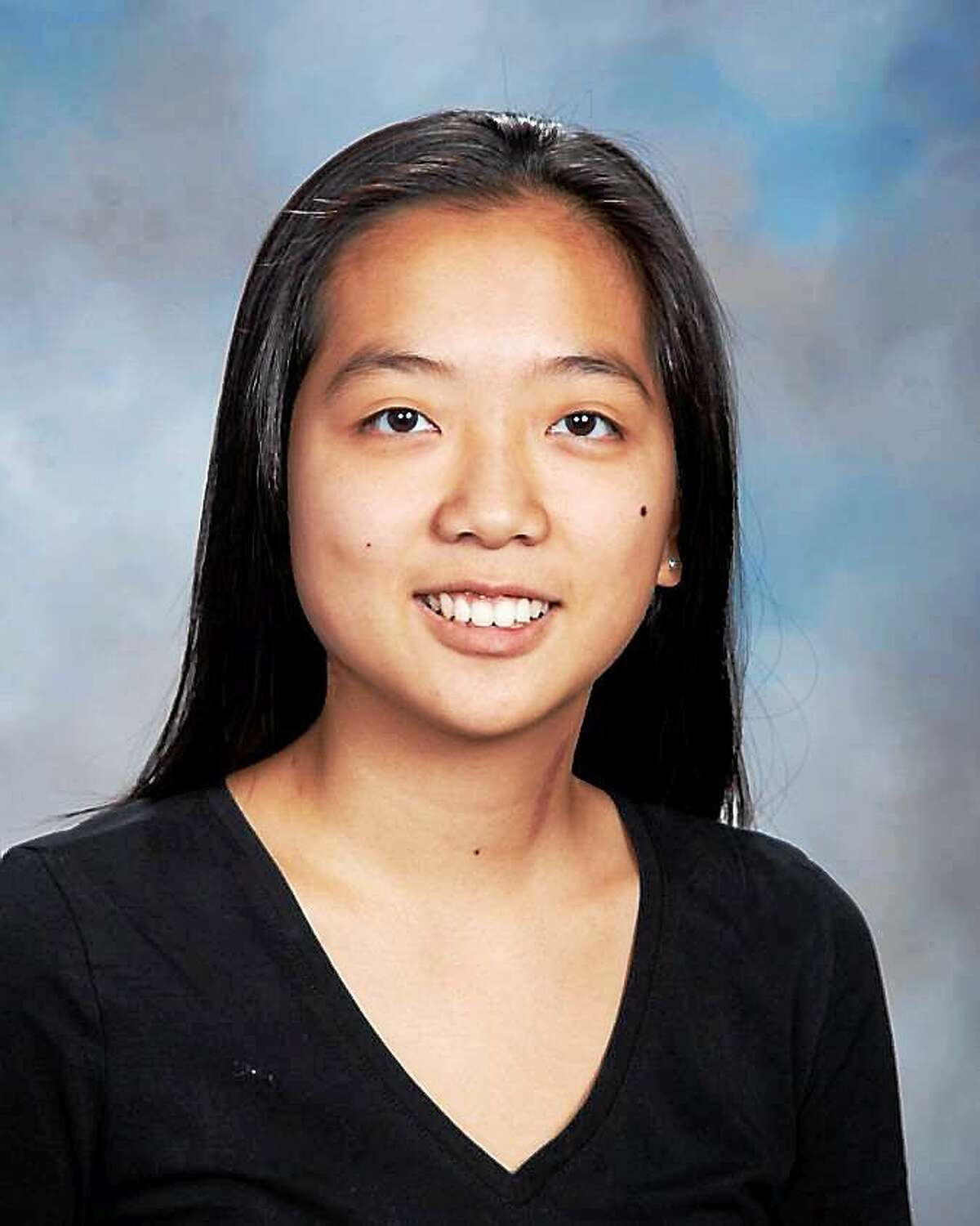 Lily Zhao, Middletown High School valedictorian, will attend Harvard University in the fall.