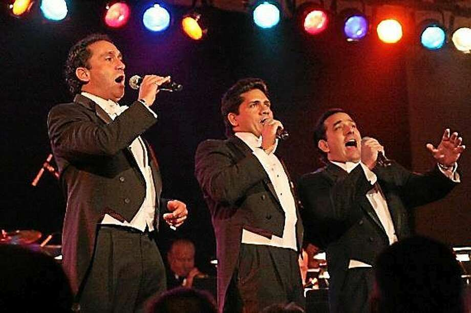 Facebook.com/SicilianTenors The Three Sicilian Tenors are coming to Middletown Oct. 18. Photo: Journal Register Co.