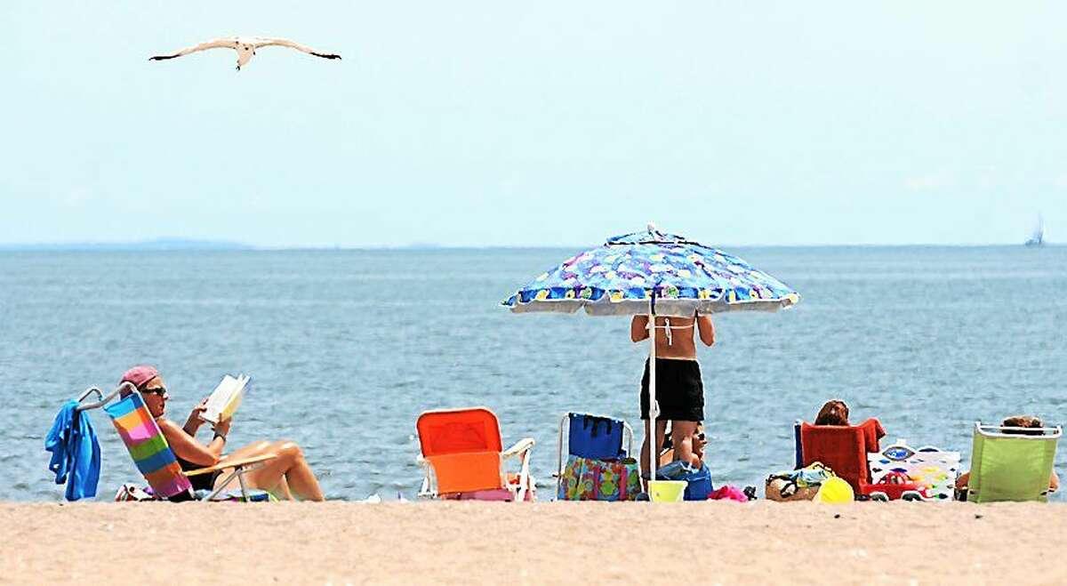 Jacobs Beach, Guilford. Mara Lavitt/New Haven Register file photo 7/11/12