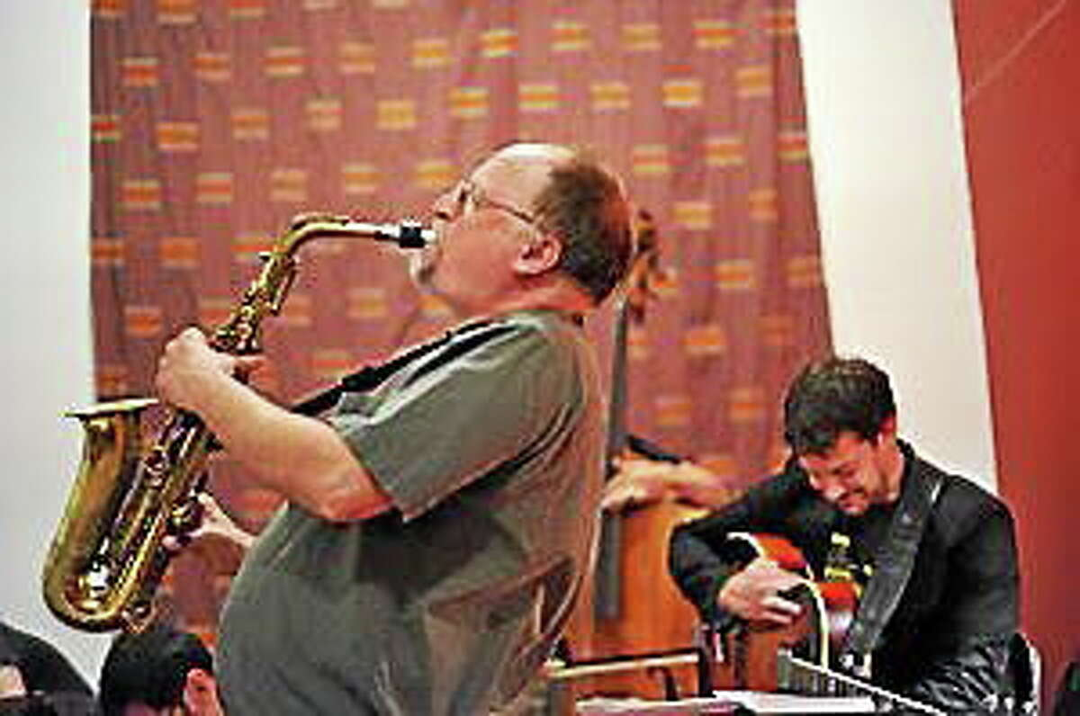 Submitted photo - Charlie Kohlase The Charlie Kohlase Explorers Trio is part of the 9th annual Jazz Composers and Improvisors Festival on Saturday, March 8 in Middletown.