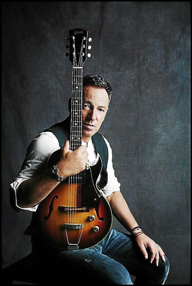 Submitted photo - Bruce Springsteen Bruce Springsteen and the E Street Band have announced tour dates for 2014, including a stop at the Mohegan Sun Arena in Uncasville on May 17-18. Photo: Journal Register Co.