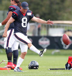bca001dd Cut by Texans, Nick Novak says: 'I know I can be a weapon' - Houston ...