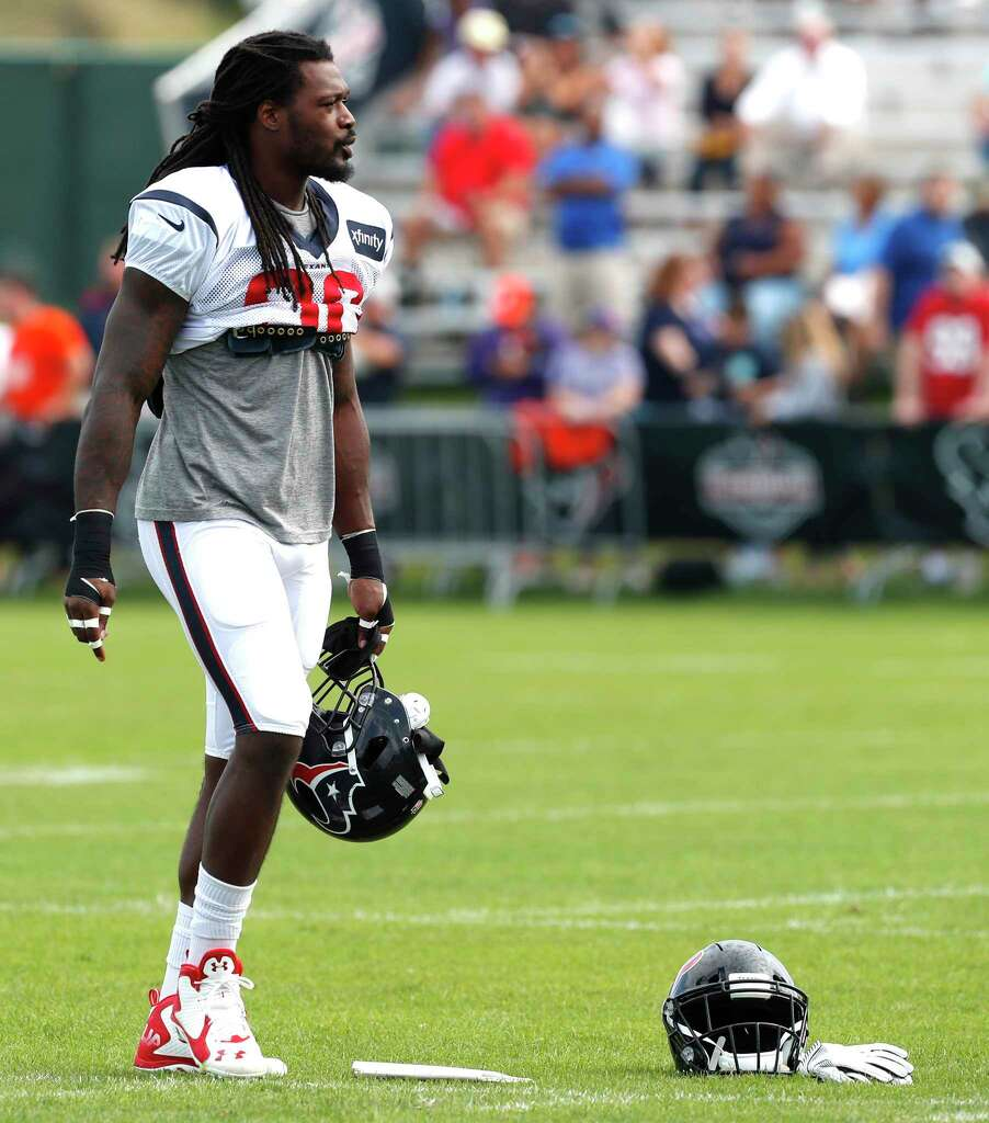 Texans Jadeveon Clowney returns to practice Houston Chronicle
