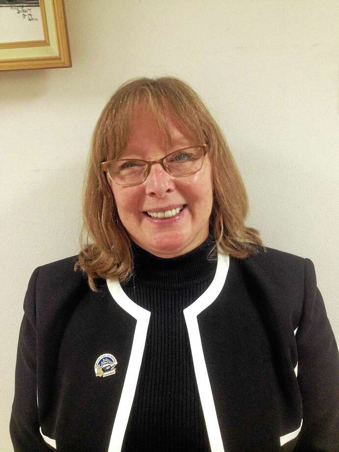 East Hampton Town Council Chairwoman Patience R. Anderson argued against the Board of Education's assertion that it can fill a vacancy on the school panel created when BOE member Josh Piteo was elected to the council. Photo: File