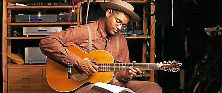 Photo by Dom Forcella Dom Flemons will be appearing at The Outer Space in Hamden. Photo: Journal Register Co.
