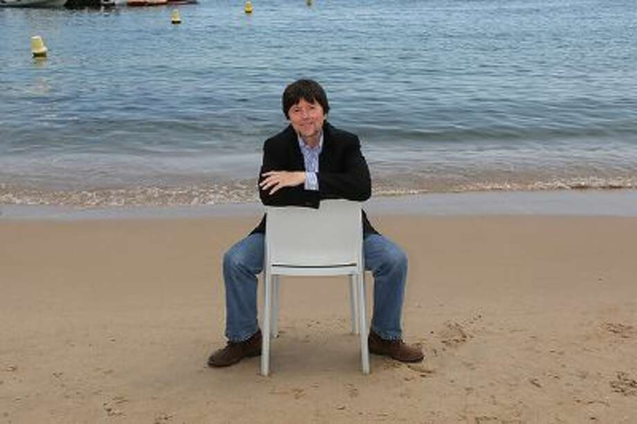 US director Ken Burns poses during a photo session on the sidelines of the 65th Cannes film festival on May 24, 2012 in Cannes. Photo: AFP/Getty Images / 2012 AFP