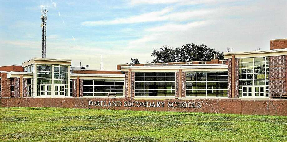 Portland High School Photo: Middletown Press File Photo