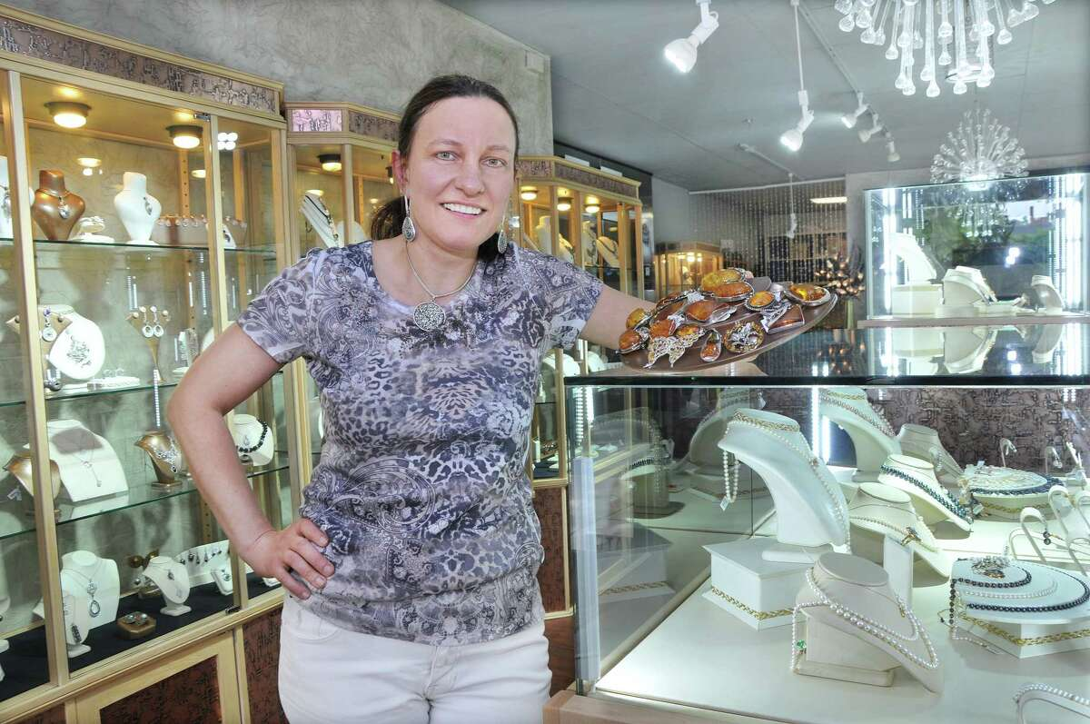 Mira Alicki, owner of Mira Jewelry Design at 476 Main St. in Middletown will hold a grand re-opening on June 13 at 5 p.m. after an extensive redesign of her store after 19 years in business.