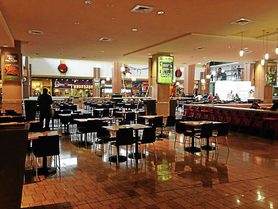 A restaurant at the Westfield Connecticut Post Mall in Milford Photo: Juliemar Ortez -- New Haven Register