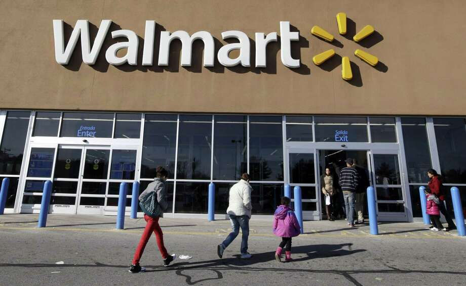 File photo Walmart Photo: AP / Copyright: The Associate Press