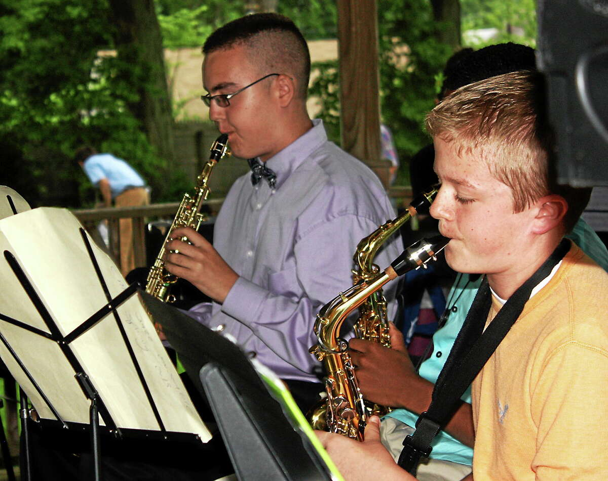 Submitted photo - CCM Community Music School is hosting a concert June 15. Three CMS student groups will be performing, including the New Horizons Band, New Horizons Brass Ensemble, and the CMS Jazz Ensemble