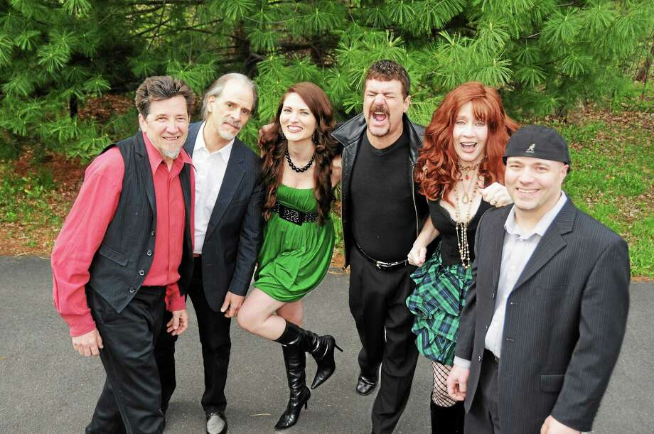 Photo courtesy of Eight to the Bar The popular Connecticut band Eight to the Bar joins the lineup of entertainment for this year's Music at the Mansion series at the Wadsworth Mansion in Middletown. Photo: Journal Register Co.