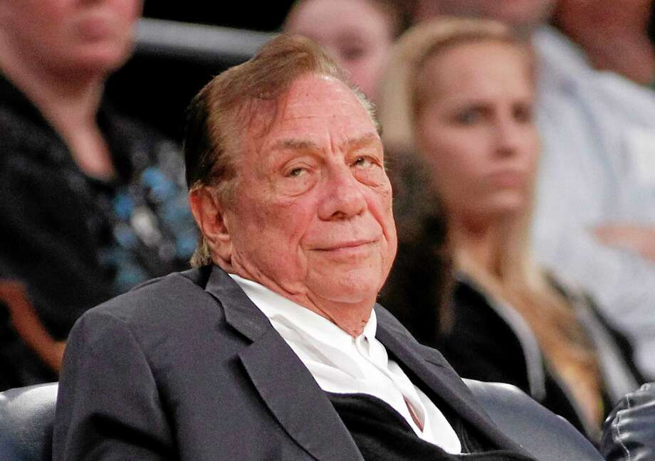 Donald Sterling is being sued by a former employee. Photo: Danny Moloshok — The Associated Press  / FR161655 AP