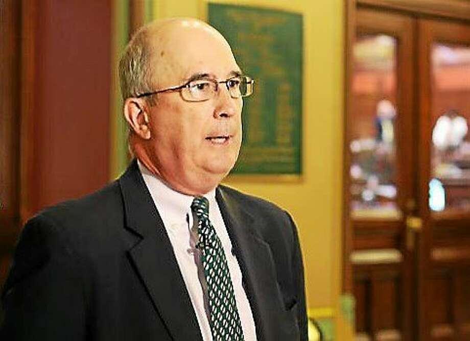 Joe Brennan, president and CEO of CBIA Photo: Christine Stuart Photo, CTNewsJunkie