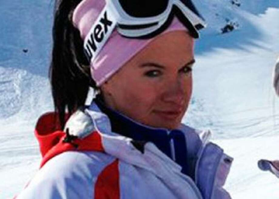 This undated photo provided by the Russian freestyle federation shows Russian skicross racer Maria Komissarova. Russian officials said Komissarova broke and dislocated her spine during an Olympic training accident at the Rosa Khutor Extreme Park in Krasnaya Polyana, Russia, Saturday, Feb. 15, 2014 and was taken into emergency surgery.