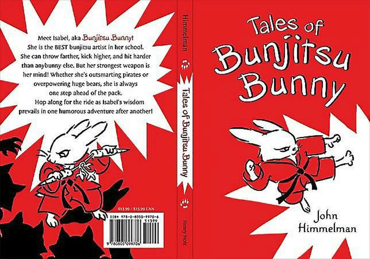 """""""The Tales of Bunjitsu Bunny"""" is a story inspired by a little girl named Isabel from John Himmelman's class in Killingworth."""