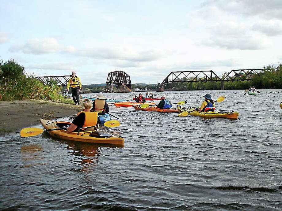 Courtesy photo The Jonah Center for Earth and Art in Middletown is hosting a river paddle on the Connecticut. Photo: Journal Register Co.