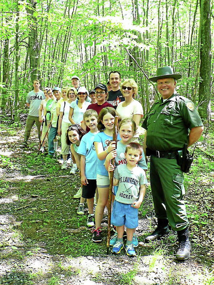 Courtesy photo Connecticut Trails Day is coming up this weekend. Photo: Journal Register Co.
