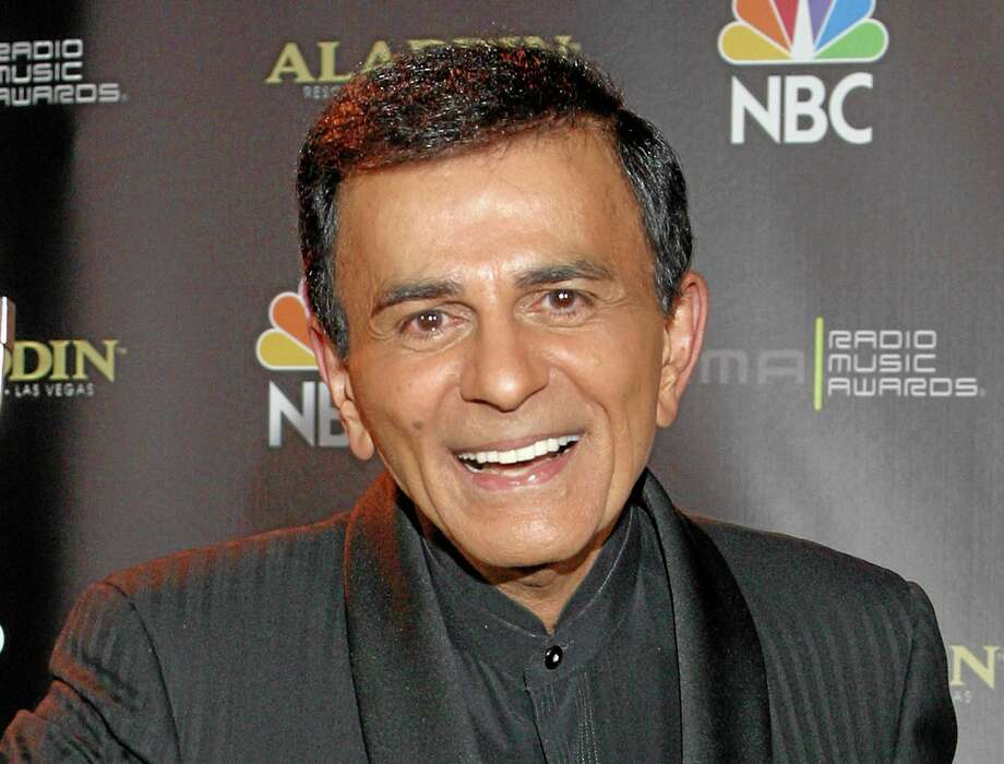 FILE - In this Oct. 27, 2003 file photo, Casey Kasem poses for photographers after receiving the Radio Icon award during The 2003 Radio Music Awards at the Aladdin Resort and Casino in Las Vegas. Photo: (AP Photo/Eric Jamison, File) / AP