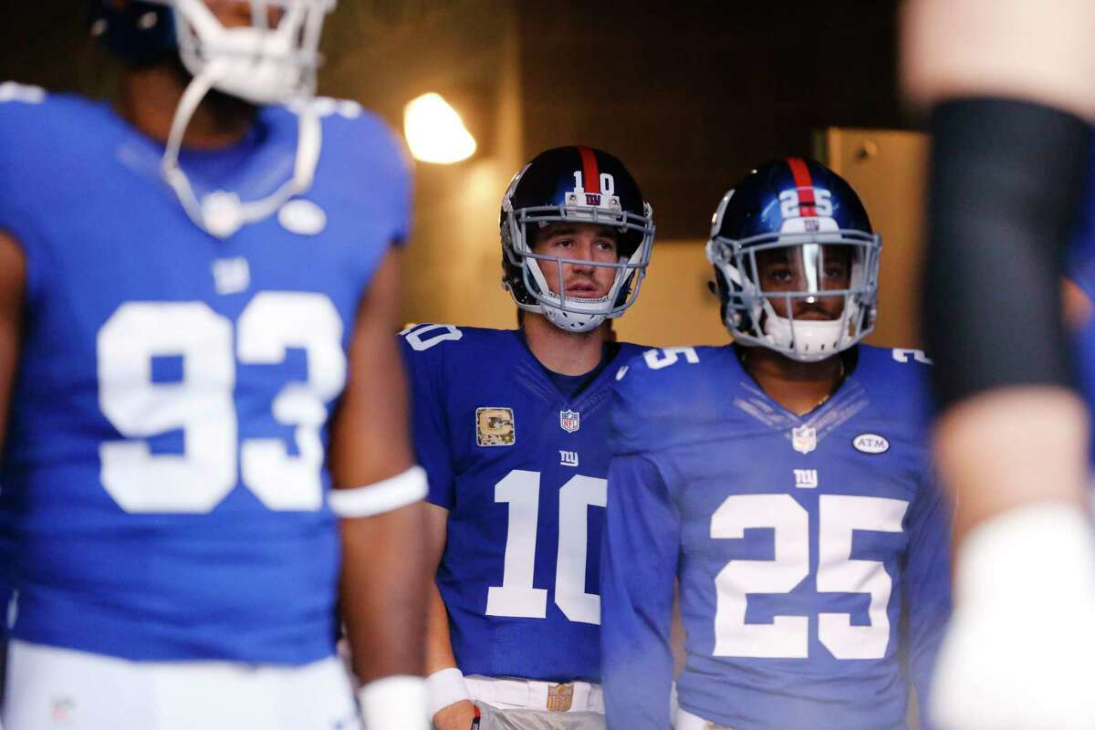 The New York Giants watched Washington and Philadelphia lose during their bye week.