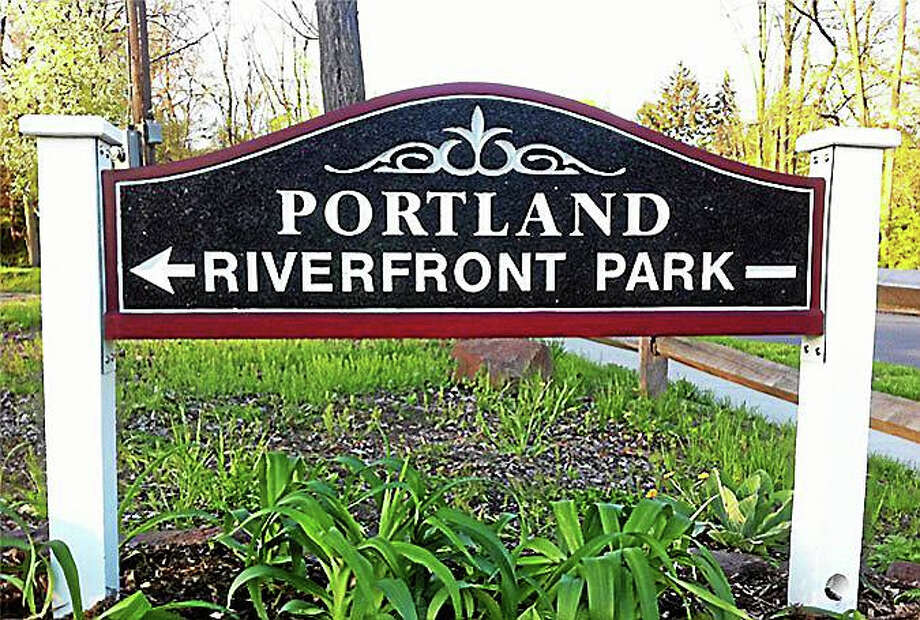 """The Brownstone Quorum helped """"turn an overgrown forest into this beautiful park,"""" according to one Portland selectman, of Brownstone Park, after discussions about the approval of a $15,000 distribution for upkeep. Photo: Courtesy Photo"""