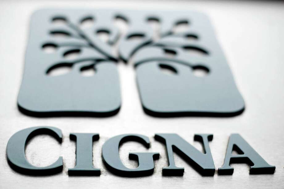 The logo at the headquarters of the health insurer Cigna Corp. in Philadelphia. Photo: AP Photo/Matt Rourke, File  / AP