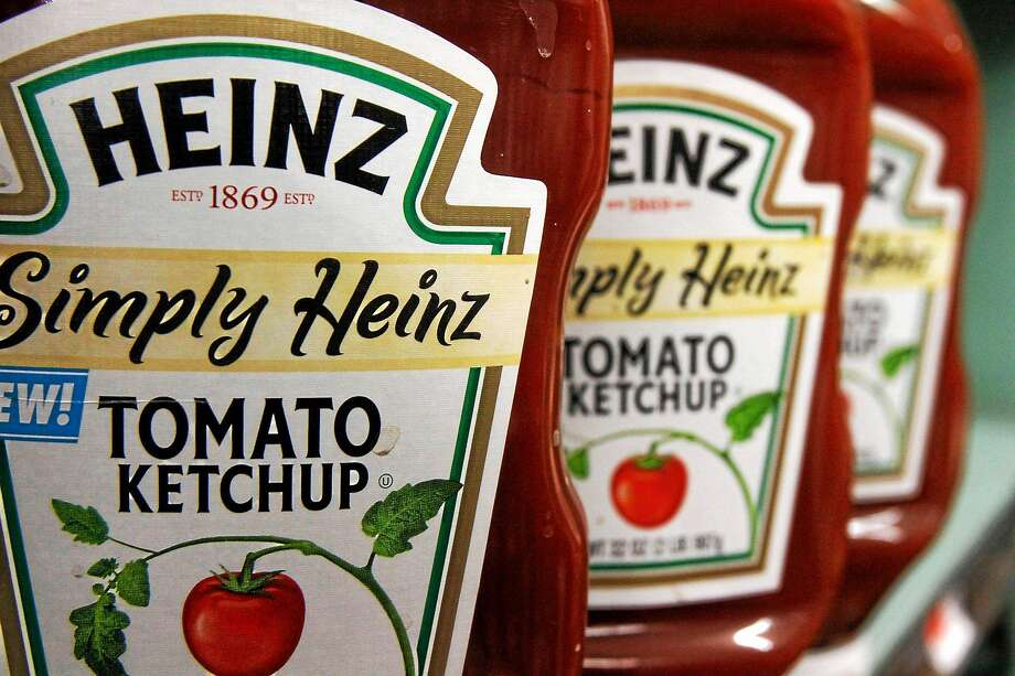 Containers of Heinz ketchup. Photo: AP Photo/Toby Talbot, File  / AP