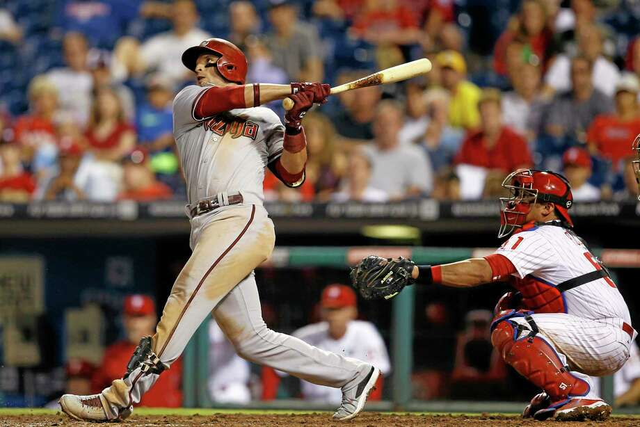 The Arizona Diamondbacks traded Martin Prado to the New York Yankees on Thursday. Photo: Matt Slocum — The Associated Press  / AP
