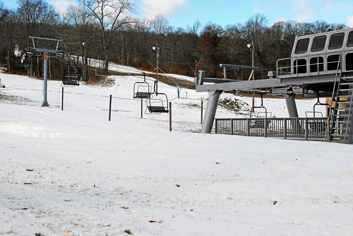 Powder Ridge Mountain Park & Resort in Middlefield has started making snow and is planning to have the jib area open by Friday, Nov. 28.