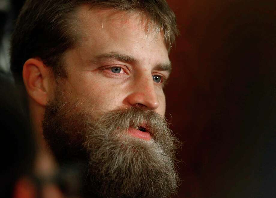 New York Jets quarterback Ryan Fitzpatrick is expected to start on Sunday. Photo: Rich Schultz — The Associated Press  / FR27227 AP