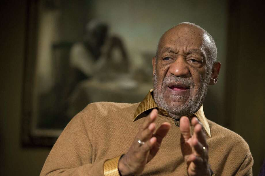 In this Nov. 6, 2014, file photo, entertainer Bill Cosby gestures during an interview at the Smithsonian's National Museum of African Art in Washington. Lawyers for Bill Cosby argue in a new court filing his admission he used quaaludes in the 1970s doesn't mean he drugged and sexually assaulted women. The lawyers on Tuesday, July 21, 2015, asked a court to preserve the confidentiality of his 2006 settlement in a sexual-battery lawsuit. Photo: AP Photo/Evan Vucci, File / AP