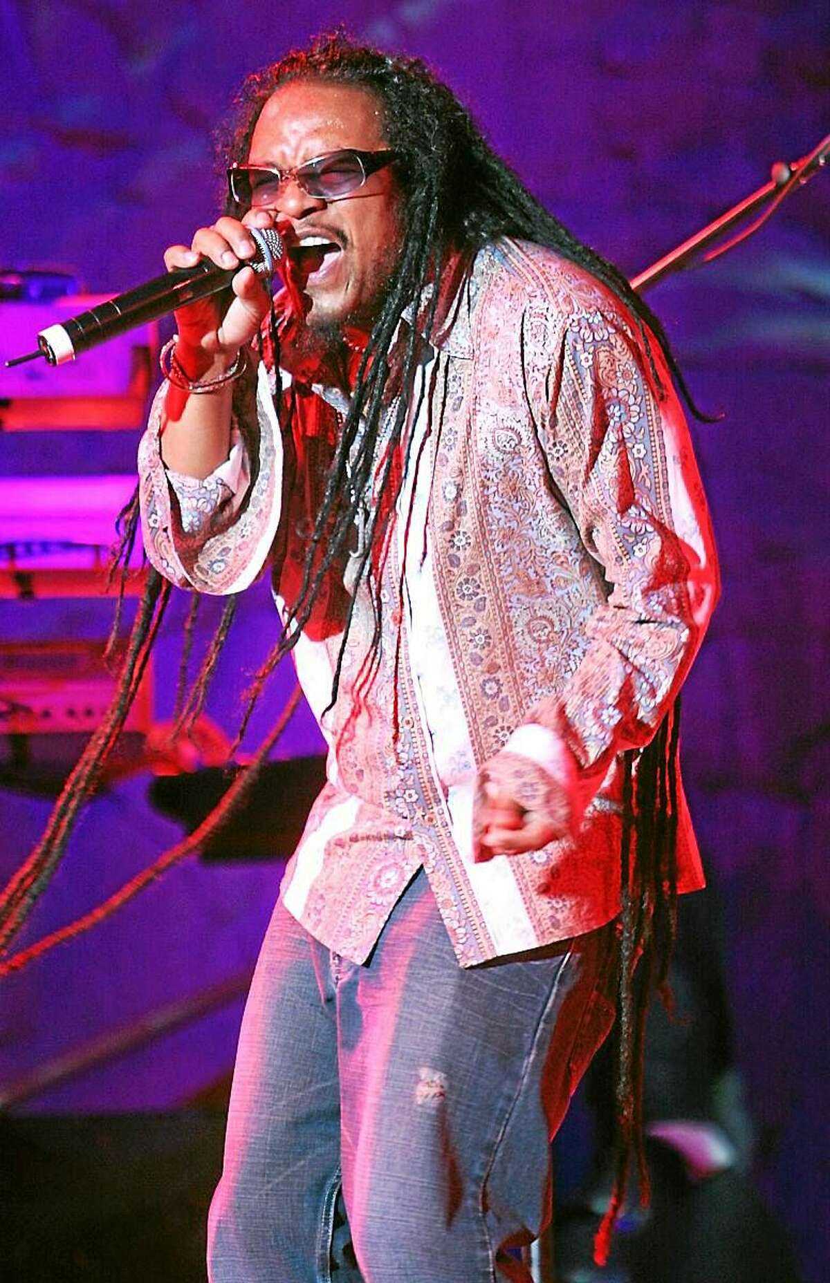 Photo by John Atashian Heart and Soul Entertainment will present the ì4th Annual Westside Reggae Festivalî featuring singer Maxi Priest, Marcia Griffith, Freddie McGregor, Yellowman, Fab5, and more at the Ives Concert Park in Danbury on Saturday Aug. 8.