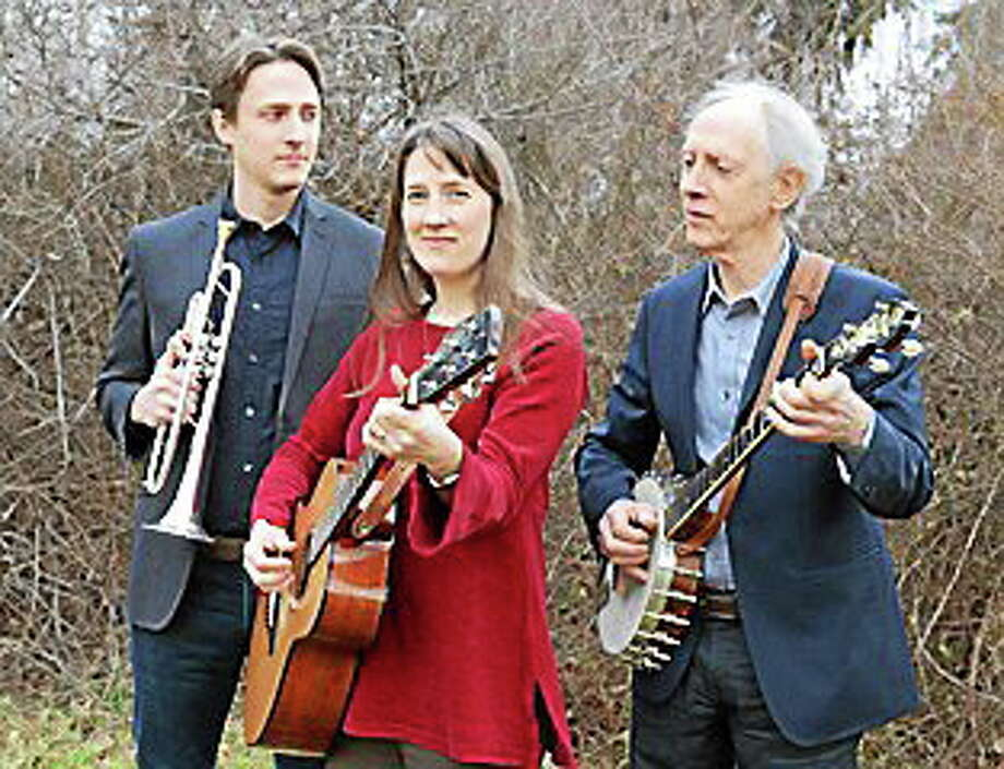 Submitted photo - The Rosenthals The Rosenthals, a family trio, will perform at Saint Ann's in Old Lyme in August. Photo: Journal Register Co.