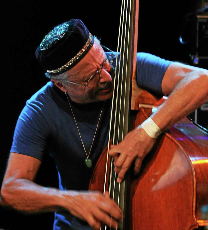 Contributed photoBassist Joe Fonda has a show at the Buttonwood Tree in December. Photo: Journal Register Co.