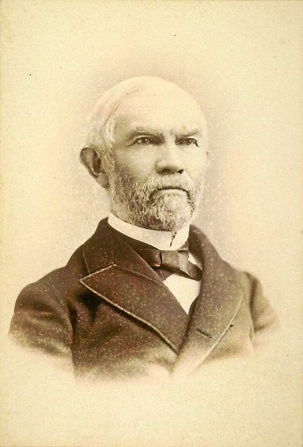 Josiah Belden, whom the Cromwell Belden Public Library is named after, is the subject of a talk by resident Barbara Grotheer, the author of a new biography of Belden on Monday. Photo: Courtesy Wikipedia