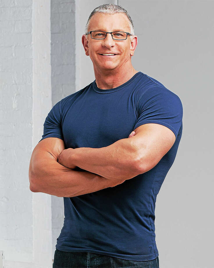 Contributed photoFood Network star Robert Irvine will share his experiences at the Palace Theater Dec. 4. Photo: Journal Register Co.