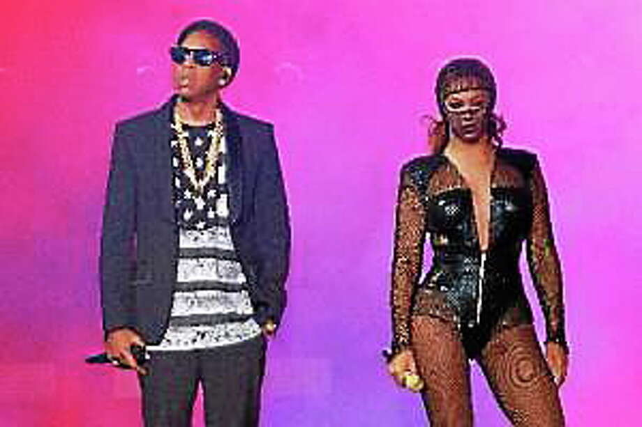 Beyonce and Jay Z perform at Soldier Field on Thursday, July 24, 2014 in Chicago, Illinois . Photo: (Barry Brecheisen — Invision)
