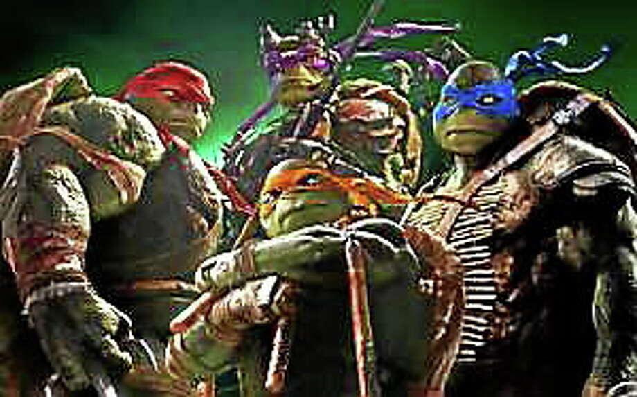 """Teenage Mutant Ninja Turtles"" Photo: (Paramount Pictures)"