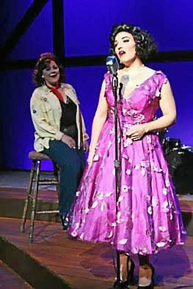Contributed photo Patsy Cline's magical music comes to life at the Seven Angels Theater in Waterbury. Photo: Journal Register Co.