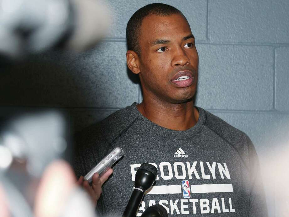 Jason Collins, the NBA's first openly gay player, announced his retirement on Wednesday. Photo: David Zalubowski — The Associated Press File Photo  / AP