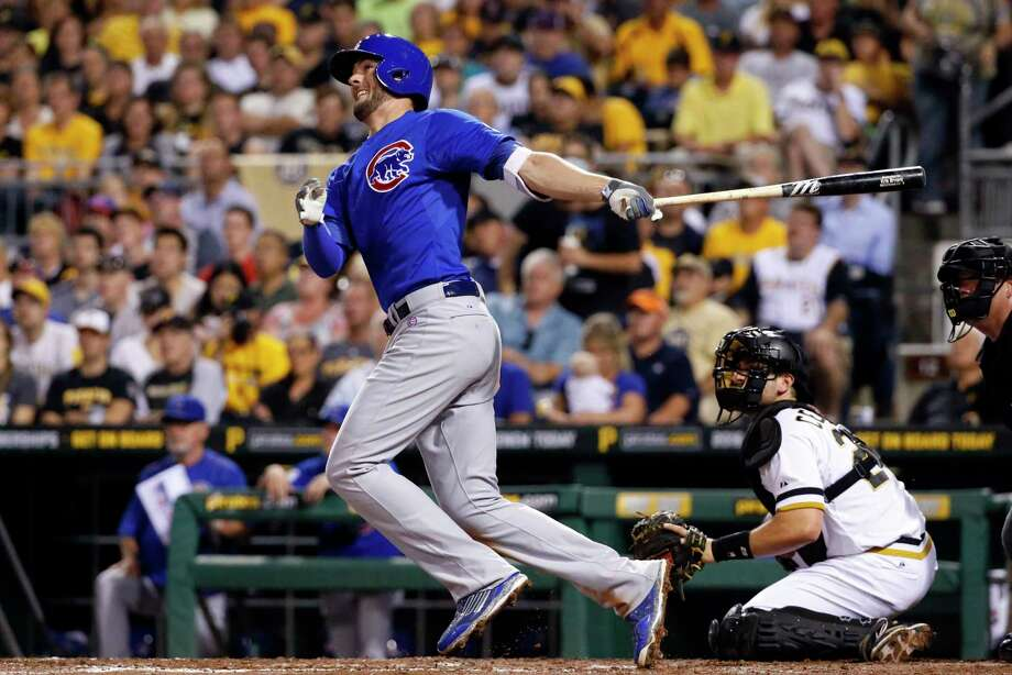 The Cubs' Kris Bryant was selected as the NL Rookie of the Year on Monday. Photo: The Associated Press File Photo  / AP