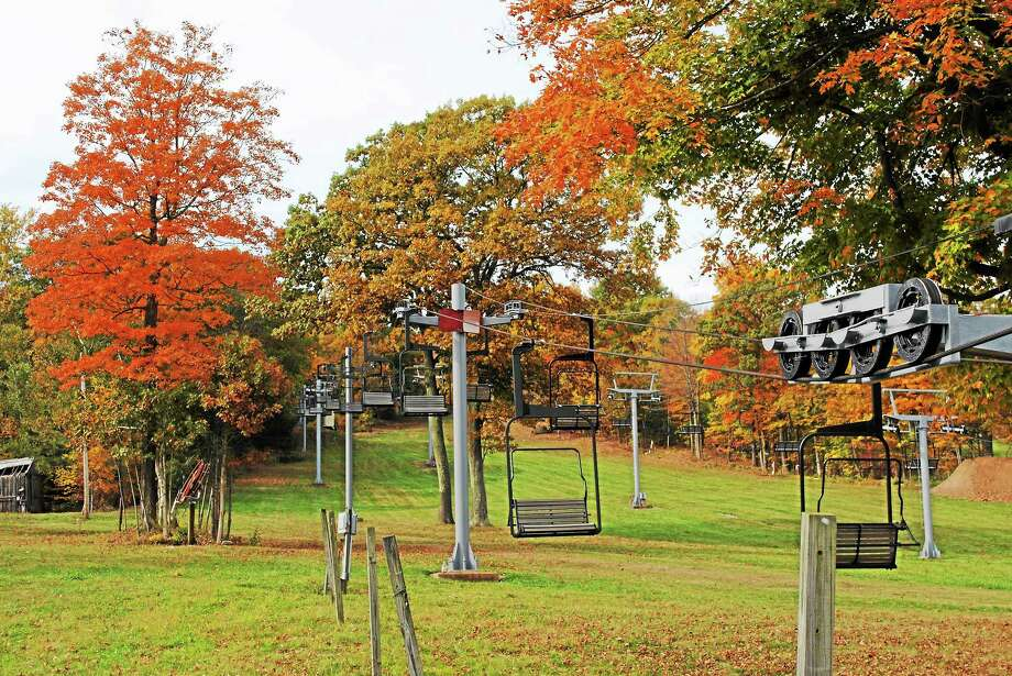 The Powder Ridge Mountain Park and Resort in Middlefield Photo: Press File Photo