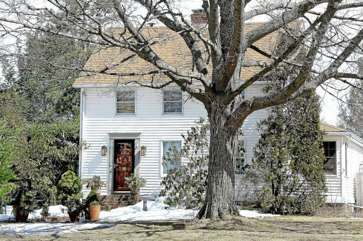 """Connecticut State Police responded to an """"apparent murder-suicide"""" at an artist's studio at a home on Main Street in Durham Tuesday."""