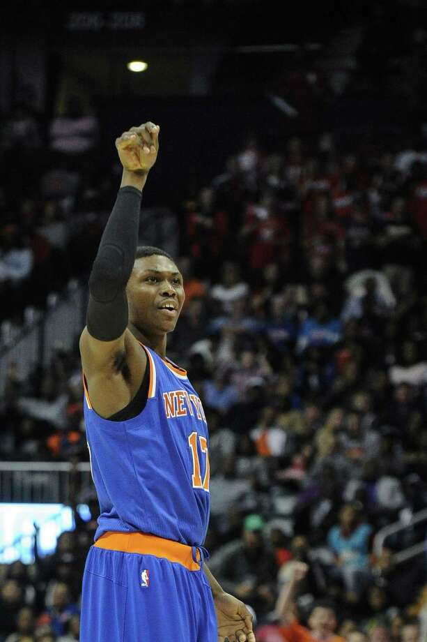New York Knicks rookie forward Cleanthony Early will undergo knee surgery. Photo: John Amis — The Associated Press  / FR69715 AP