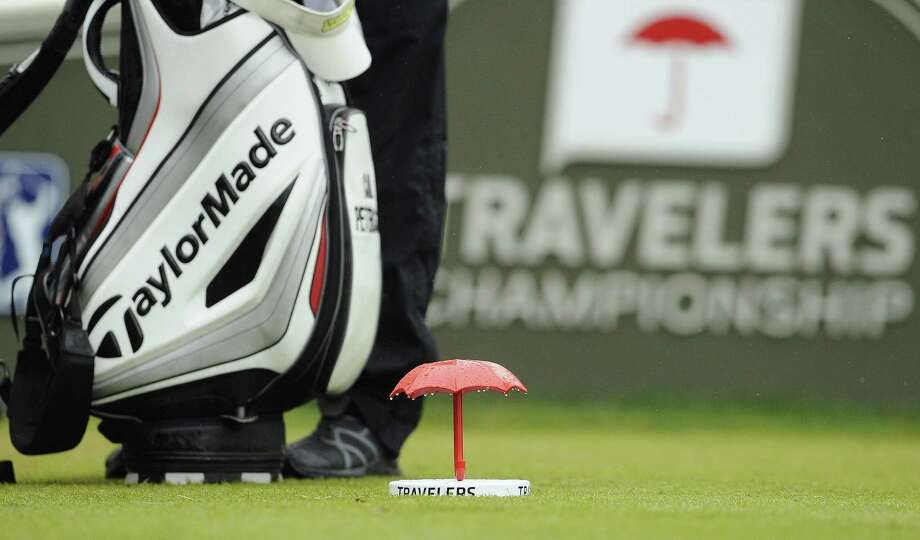 The 2016 Travelers Championship will be held Aug. 4-7. Photo: Jessica Hill — The Associated Press File Photo  / AP2015