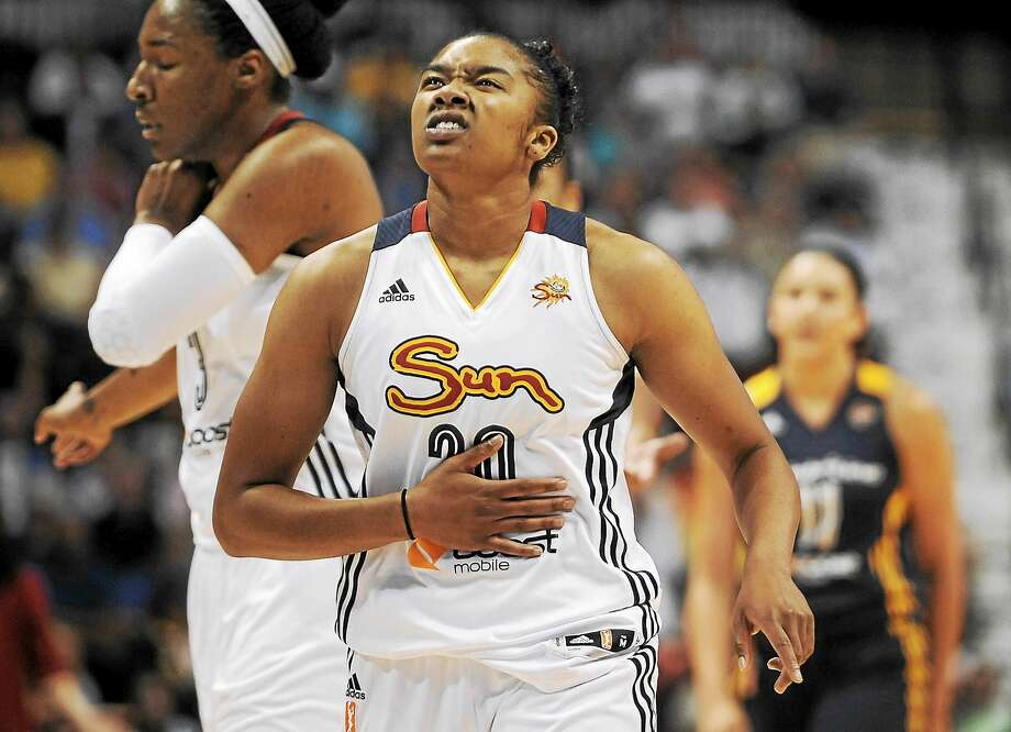 WNBA All-Star Game practices will be open to the public on Friday. The Connecticut Sun's Alex Bentley and the Eastern Conference will practice from 3-3:45 p.m. Photo: Jessica Hill — The Associated Press File Photo  / AP2015