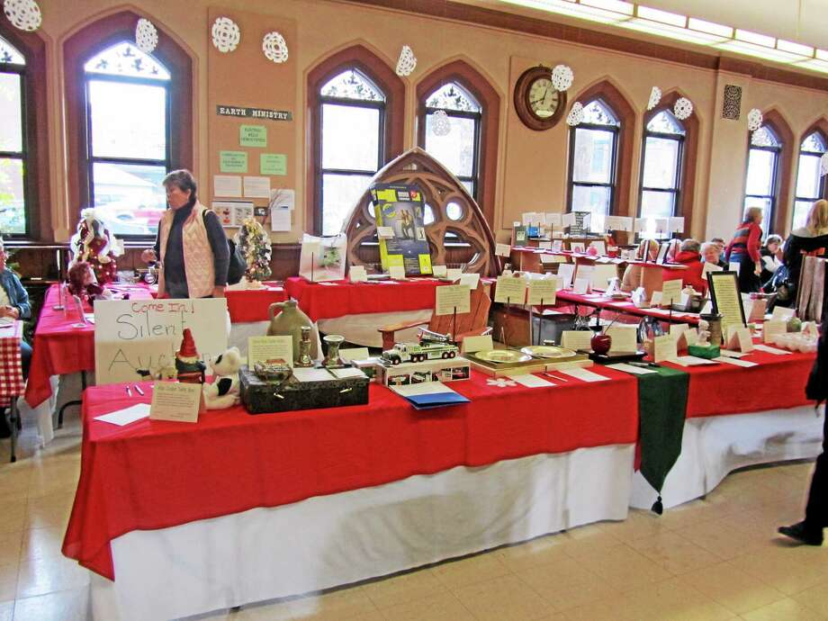 South Congregational Church's annual Snowflake Fair Saturday at 9 Pleasant Street in Middletown will raise funds for the parish as well as the ministry of Bethesda Evangelical Mission USA of Wallingford to aid the children of Restavec Freedom Alliance in Haiti. Photo: Courtesy South Congregational Church