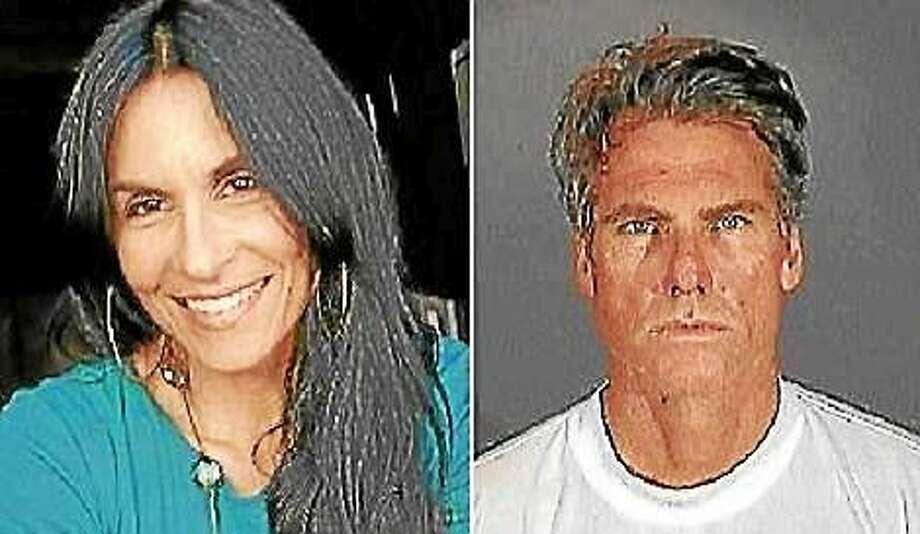 Loredana Nesci and Robert Reagan Photo: Courtesy Daily Breeze